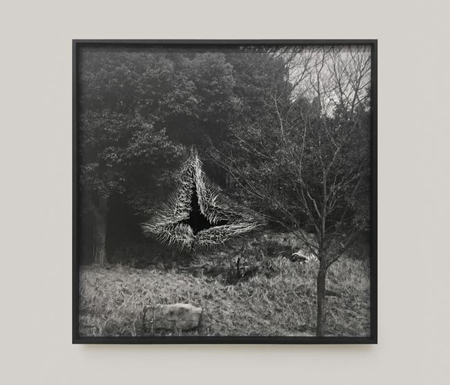 Climbing the Mountain-2 by Wu Wei contemporary artwork
