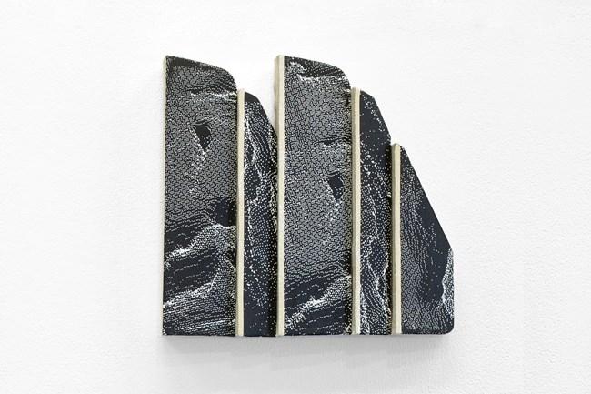 Mnemonic, Staccato 5 by Genevieve Chua contemporary artwork
