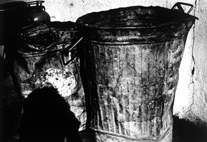 Light and Shadow 3: (Bucket) by Daido Moriyama contemporary artwork