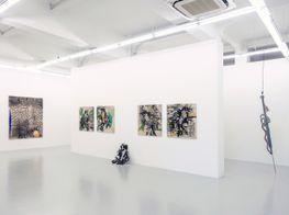 """Caroline Rothwell<br><em>Corpus</em><br><span class=""""oc-gallery"""">Yavuz Gallery</span>"""