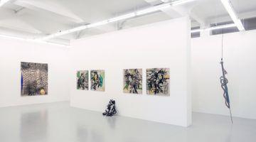 Contemporary art exhibition, Caroline Rothwell, Corpus at Yavuz Gallery, Singapore