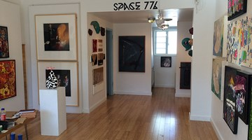 Space776 contemporary art gallery in New York, USA