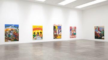 Contemporary art exhibition, Robert Colescott, Robert Colescott at Blum & Poe, Los Angeles