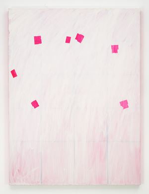 Our Lady of the Flowers by Mary Heilmann contemporary artwork