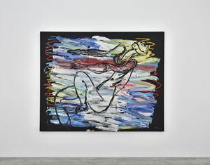 Nude Figure by Karel Appel contemporary artwork