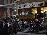 Say hello to my little zine! The NY Art Book Fair takes over Moma PS1