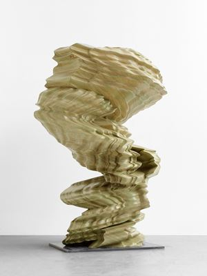 Stack by Tony Cragg contemporary artwork