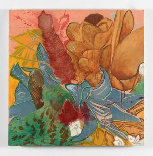 Winter Flowers VIII by Francesco Clemente contemporary artwork