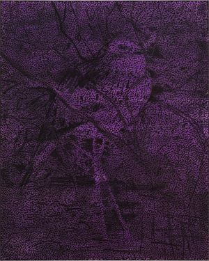 Untitled (CITBSIS) by Daniel Boyd contemporary artwork