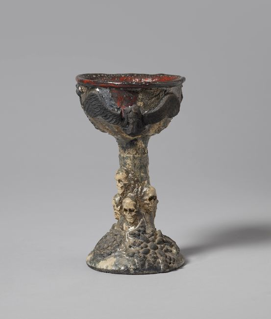 Goblet by Grayson Perry contemporary artwork