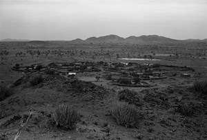 Settlement, from the series 'Places, Traces' by Gauri Gill contemporary artwork