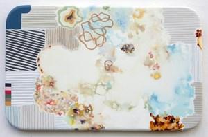 Mushroom Nebula (Expanding) by Mark Rodda contemporary artwork