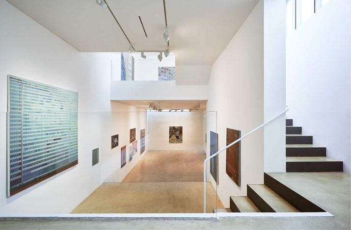 Exhibition view: Dongwook Suh,Suyoung Kim, Flashback, ONE AND J. Gallery, Seoul (5 September–5 October 2019). Courtesy ONE AND J. Gallery.Photography by Euirock Lee.