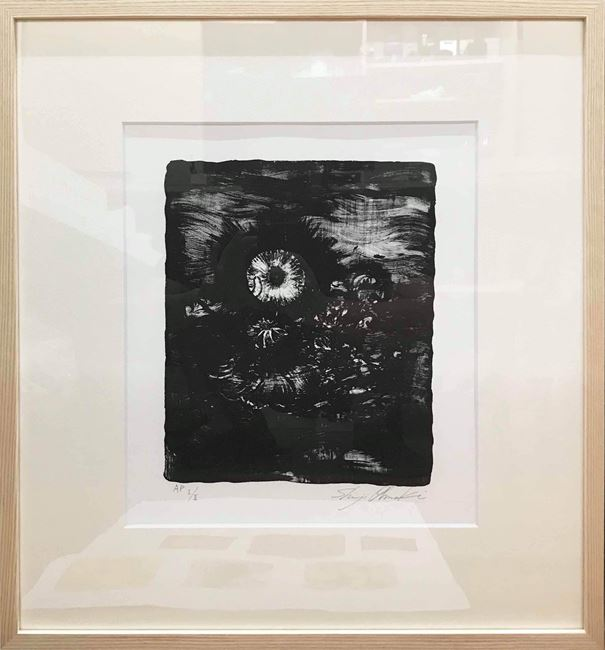 Gaze of the Forest, Château de Chambord #3 by Shinji Ohmaki contemporary artwork