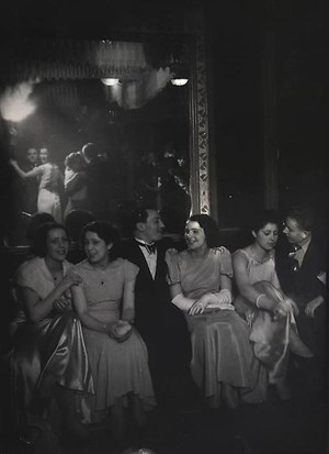 Night at Chartres by Brassai contemporary artwork