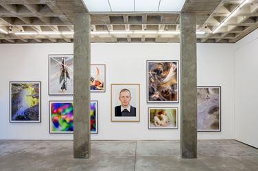 Exhibition view: Thomas Ruff, Galería OMR, Mexico City (21 September–15 December 2018). Courtesy the artist and Galería OMR, Mexico City.Photo: © Enrique Macías Martínez.