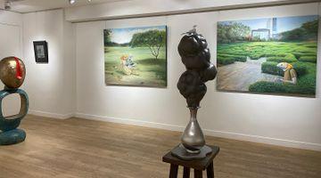 Contemporary art exhibition, Group Exhibition, Chinese Surrealism at Alisan Fine Arts, Central, Hong Kong, SAR, China