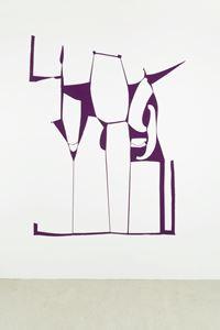 L'enchanteur by Marion Baruch contemporary artwork sculpture