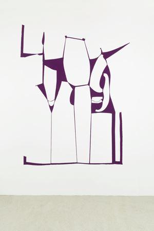 L'enchanteur by Marion Baruch contemporary artwork