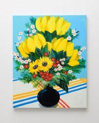 Summer Breathing by Aki Kondo contemporary artwork painting