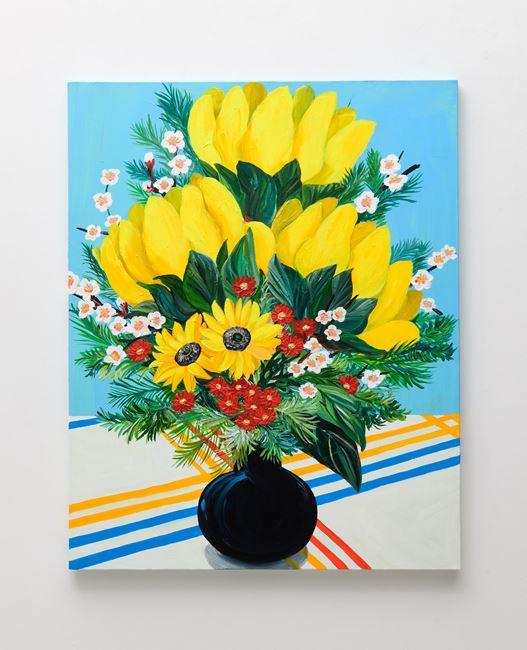 Summer Breathing by Aki Kondo contemporary artwork