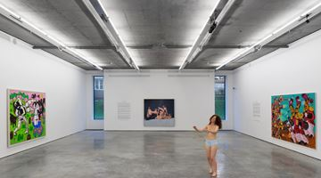 Contemporary art exhibition, Group Exhibition, Naturally Naked at Gary Tatintsian Gallery, Moscow, Russia