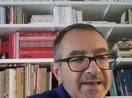Talk by Francisco Baena Díaz on 'José Guerrero: The Influence of the USA'