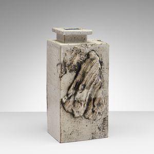 Relief Box by Heidi Kippenberg contemporary artwork sculpture