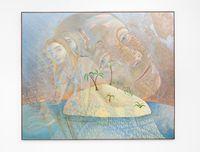 Isle of  I'll by MARLENE STEYN contemporary artwork painting