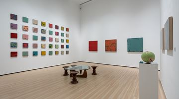 Contemporary art exhibition, Kim Deok Han, OVERLAID at Whitestone Gallery, Taipei
