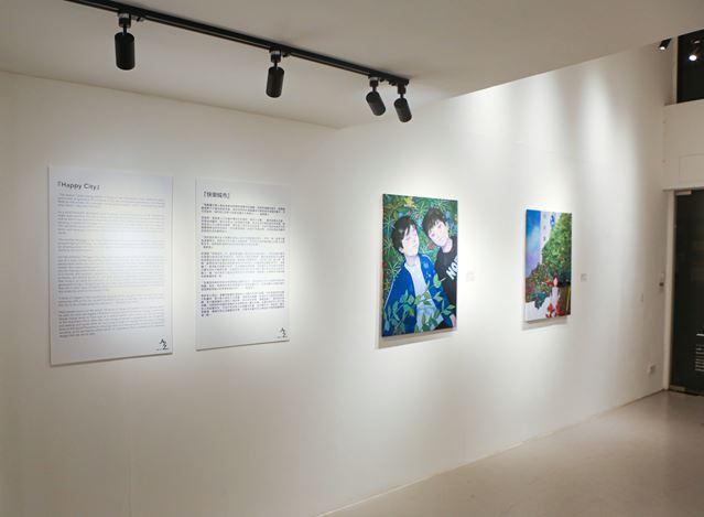 Tatsuhito Horikoshi,『HAPPY CITY』, A2Z Art Gallery, Hong Kong (8 February – 8 March 2020). CourtesyA2Z Art Gallery.