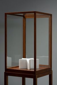 The Star Book by James Lee Byars contemporary artwork sculpture