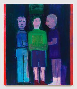 Prodigal Son by Katherine Bradford contemporary artwork