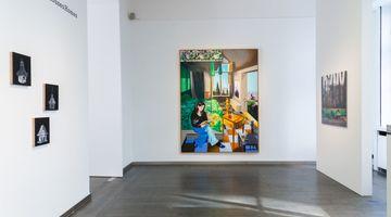 Contemporary art exhibition, Group Exhibition, HOMESHOUSES at Beck & Eggeling International Fine Art, Düsseldorf, Germany