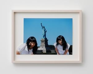 liberty/nyc/2016 by fumiko imano contemporary artwork