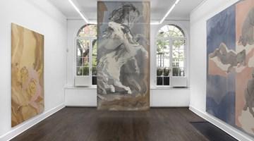 Contemporary art exhibition, Matthew Lutz-Kinoy, Hudson Bathers at Mendes Wood DM, New York, USA