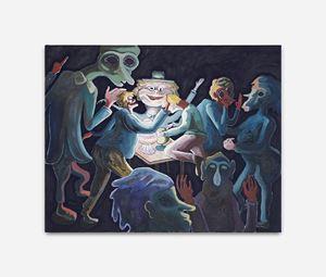 Tischlampingesen by Pierre Knop contemporary artwork