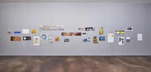 Exhibition view: Park Chan-kyong,安寧 FAREWELL, Kukje Gallery, Seoul (25 May–2 July, 2017). Image provided by Kukje Gallery.