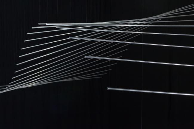 Plano Flexionante 4 by Elias Crespin contemporary artwork