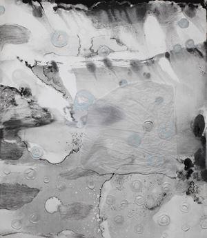 Rubbing Rain Series by Zhang JianJun contemporary artwork