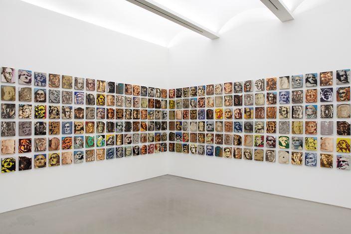 Exhibition view: Mel Ziegler, Activated Artifacts, Perrotin, New York (20 June–16 August 2019). © Mel Ziegler and Perrotin. Courtesy the artist and Perrotin. Photo: Guillaume Ziccarelli.