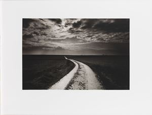 The Road to the Somme, France by Don McCullin contemporary artwork