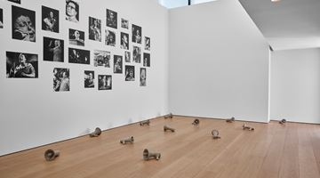 Contemporary art exhibition, Kader Attia, Mirrors of Emotion at Lehmann Maupin, 501 West 24th Street, New York
