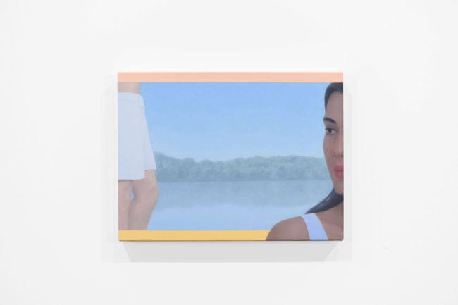 Lake Swim by Ridley Howard contemporary artwork