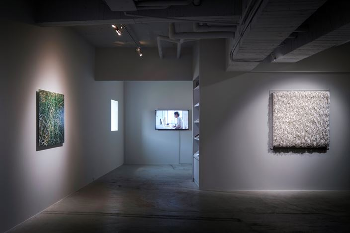 Exhibition view: Mia Liu, I Dwell in Possibility, Mind Set Art Center, Taipei (20 July–31 August 2019). Courtesy Mind Set Art Center.