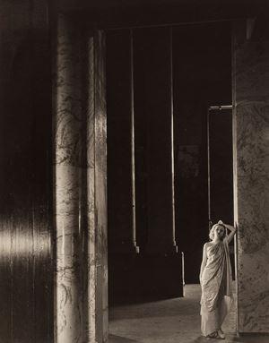 Karen Morely by Cecil Beaton contemporary artwork
