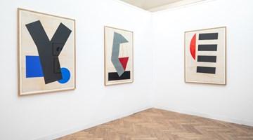 Contemporary art art fair, Art on Paper 2018 : Solo Show Mario De Brabandere at Kristof De Clercq gallery, Ghent, Belgium