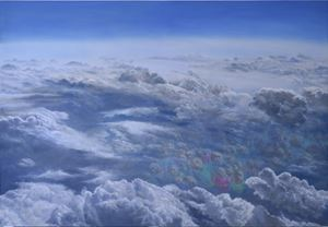 2006.1.1. by Fang Lijun contemporary artwork