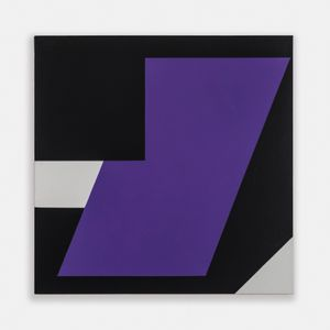 Kleiner Espan Nr. 12 a by Georg Karl Pfahler contemporary artwork