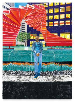 Robert Sterling Silver by Raffi Kalenderian contemporary artwork